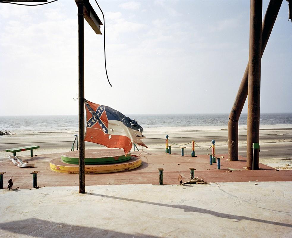 Beach Boulevard, Biloxi, Mississippi, March 2006