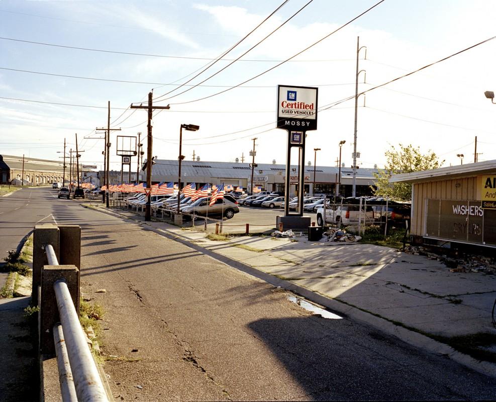 Massey General Motors, New Orleans, Louisiana, March 2006