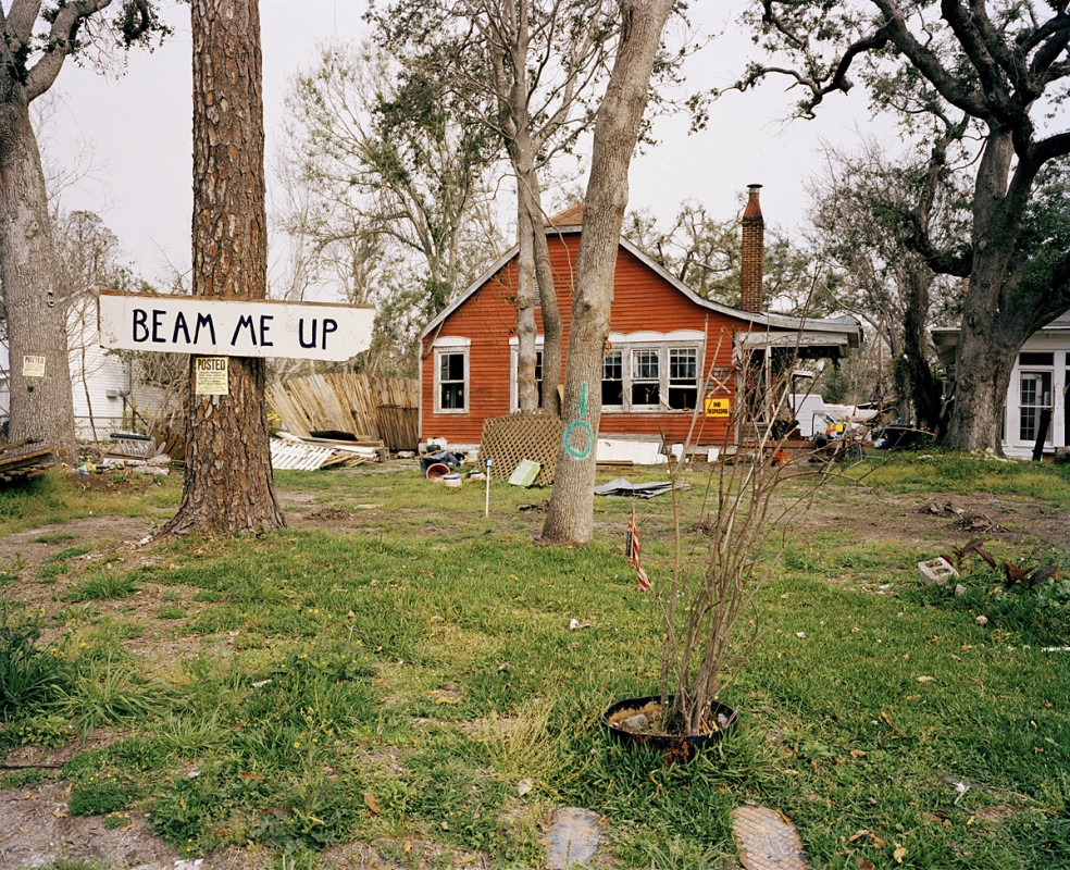Gulfport, Mississippi, March 2006