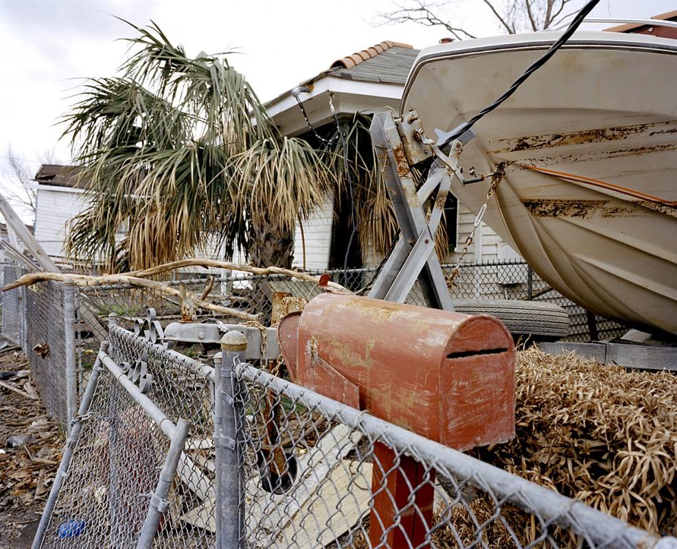 Deslonde Street, Lower 9th Ward, New Orleans, Louisiana, March 2006