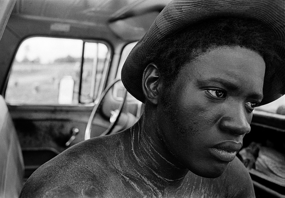 Migrant  Worker, Cartaret County, June 1972