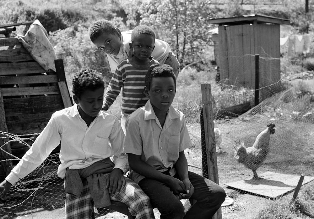 Near Princeville, North Carolina, Summer 1972