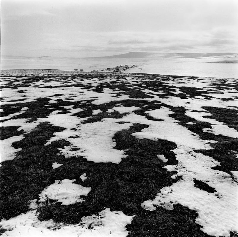 Tununak, Alaska, April 1976