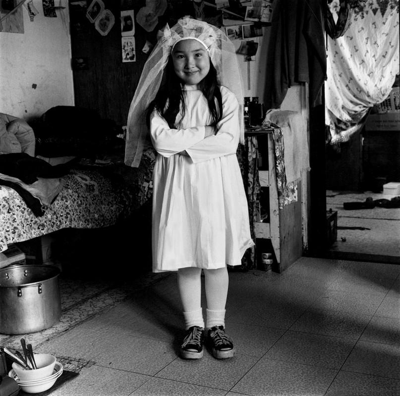 First Communion Day, Tununak Alaska, May 1978