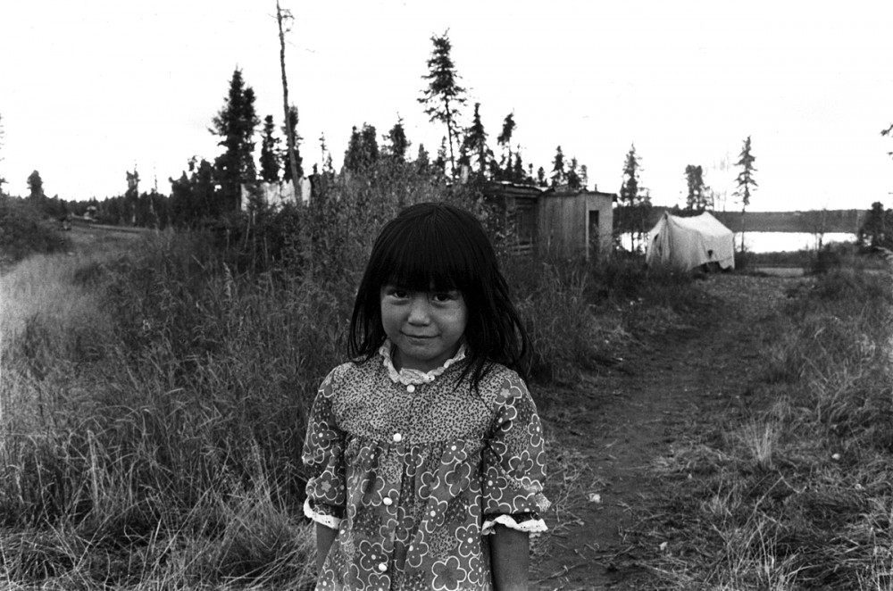 Shungnak, Alaska, September 1973
