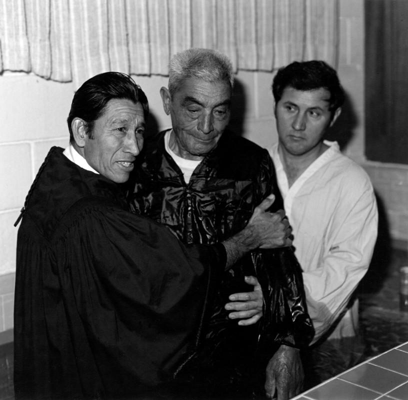 Baptism, Dixon, New Mexico, 1983