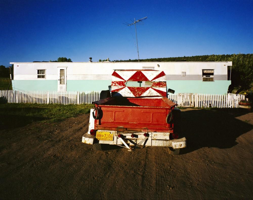 Penasco, New Mexico, July 1981