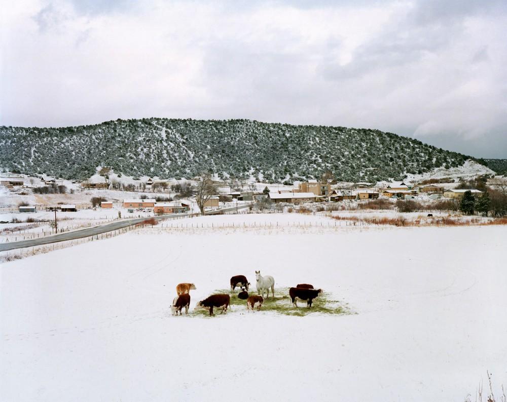 Las Trampas, New Mexico March 1984