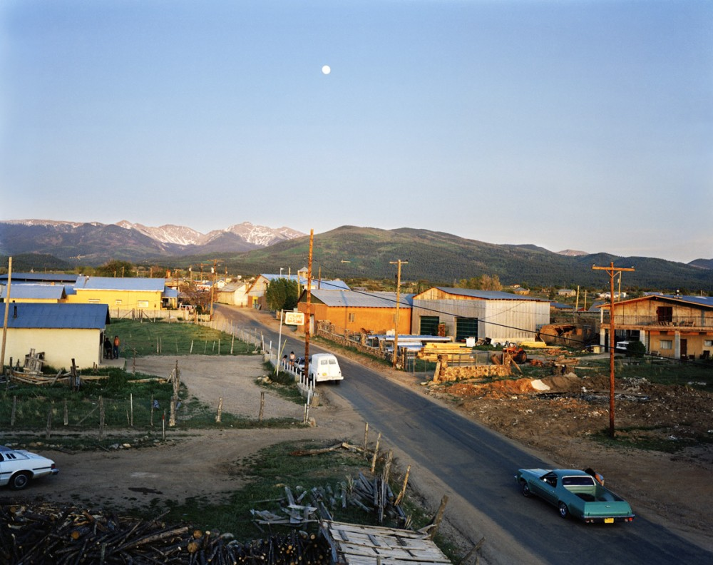 Truchas, New Mexico, August 1984