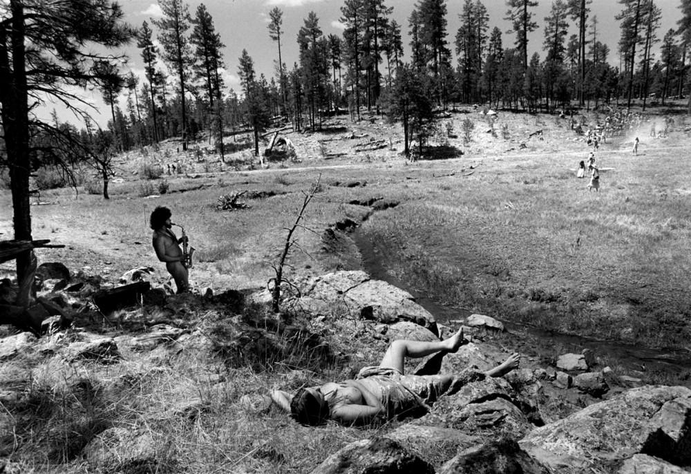 Rainbow Blues, The Rainbow Gathering, Alpine, Arizona, July 1979