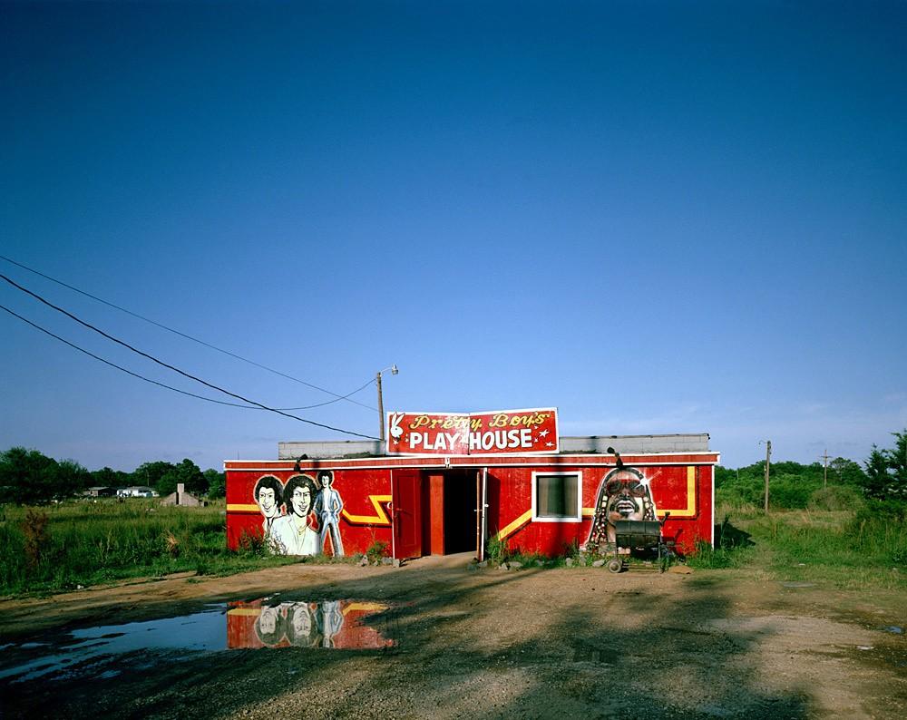 Pretty Boy's Playhouse, Monroe, Louisiana, May 15, 1985