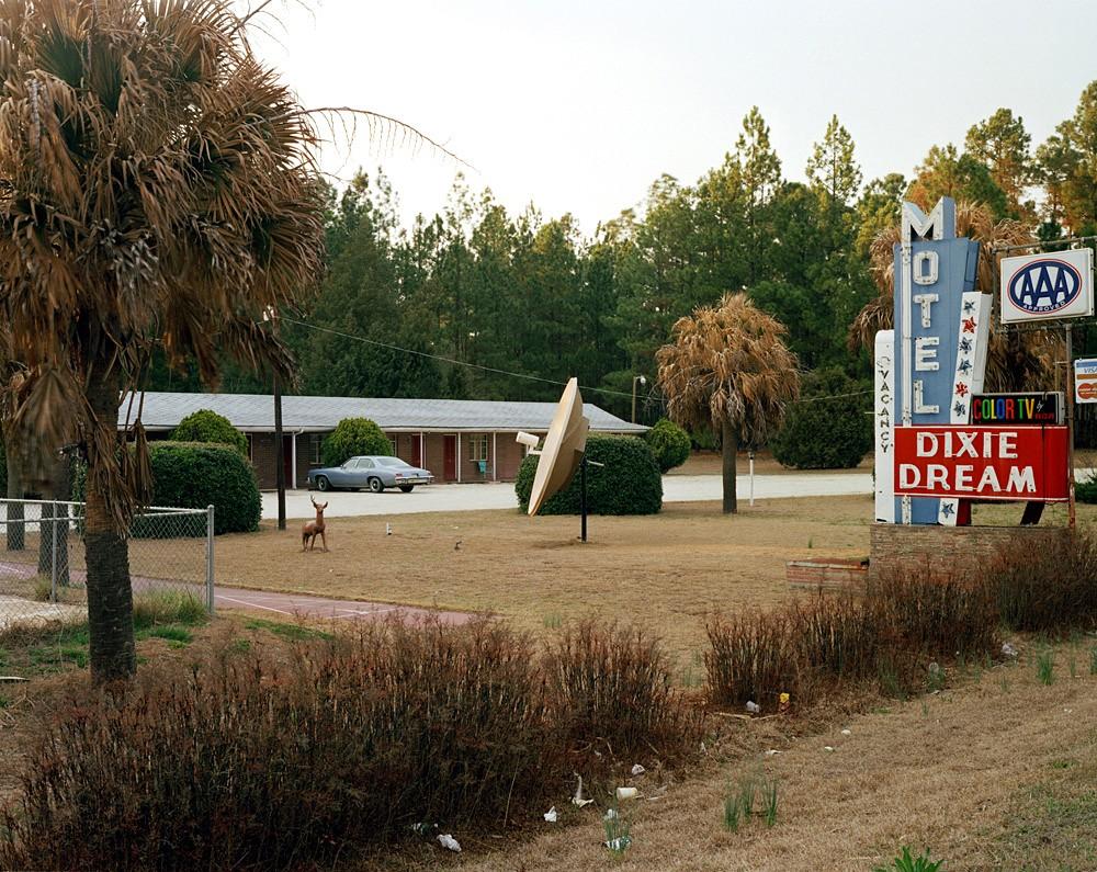 Dixie Dream Motel, Dillon, North Carolina, March 27, 1985