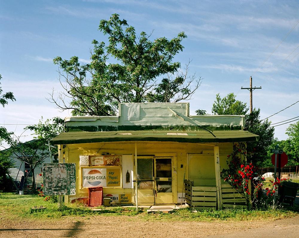 Irene's Store, Rayville, Louisiana, April 25, 1985
