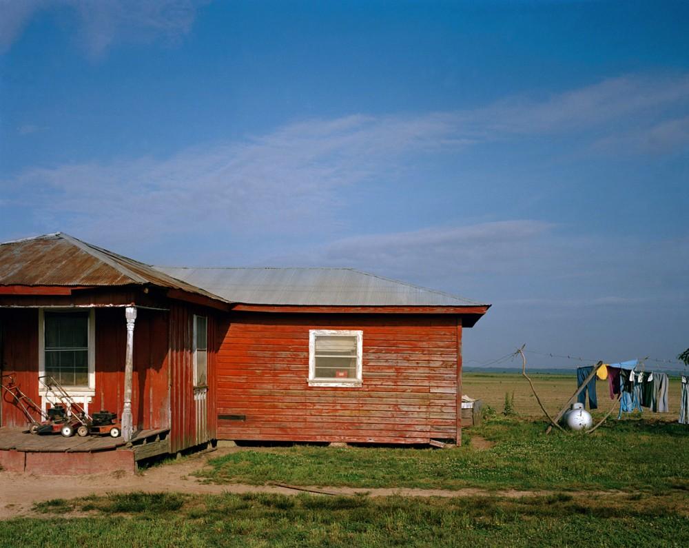 Route 137 between Bastrop and Oak Ridge, Louisiana, May 8, 1985