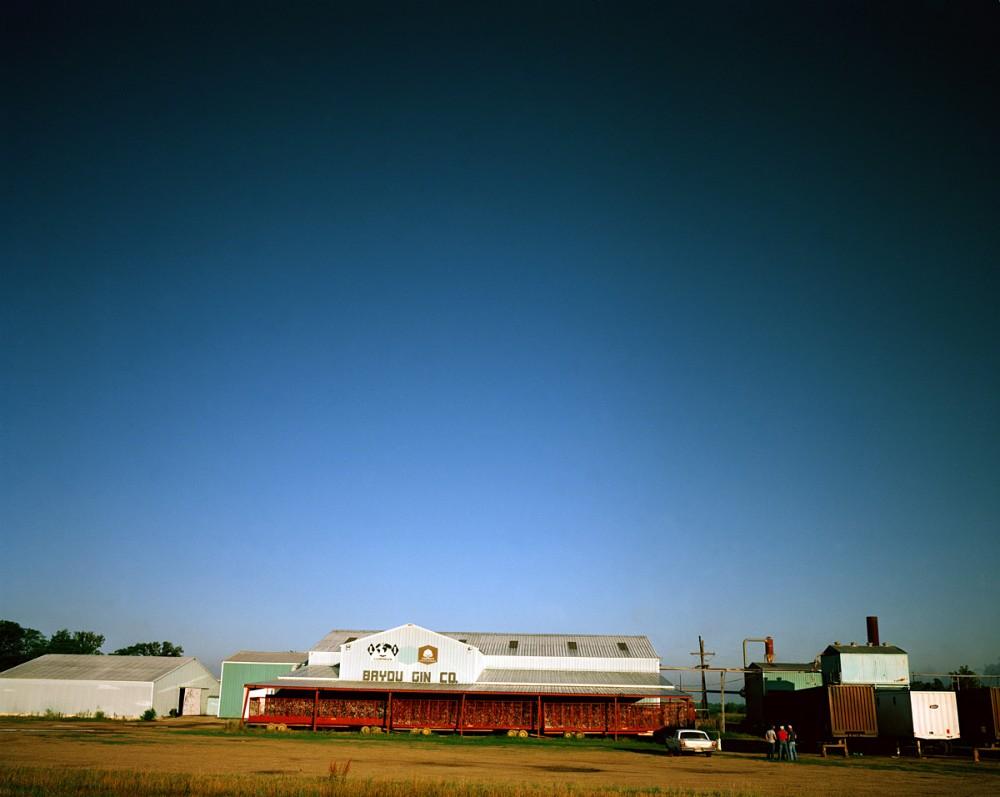 Bayou Gin Company, Stearlington, Louisiana, May 6, 1985
