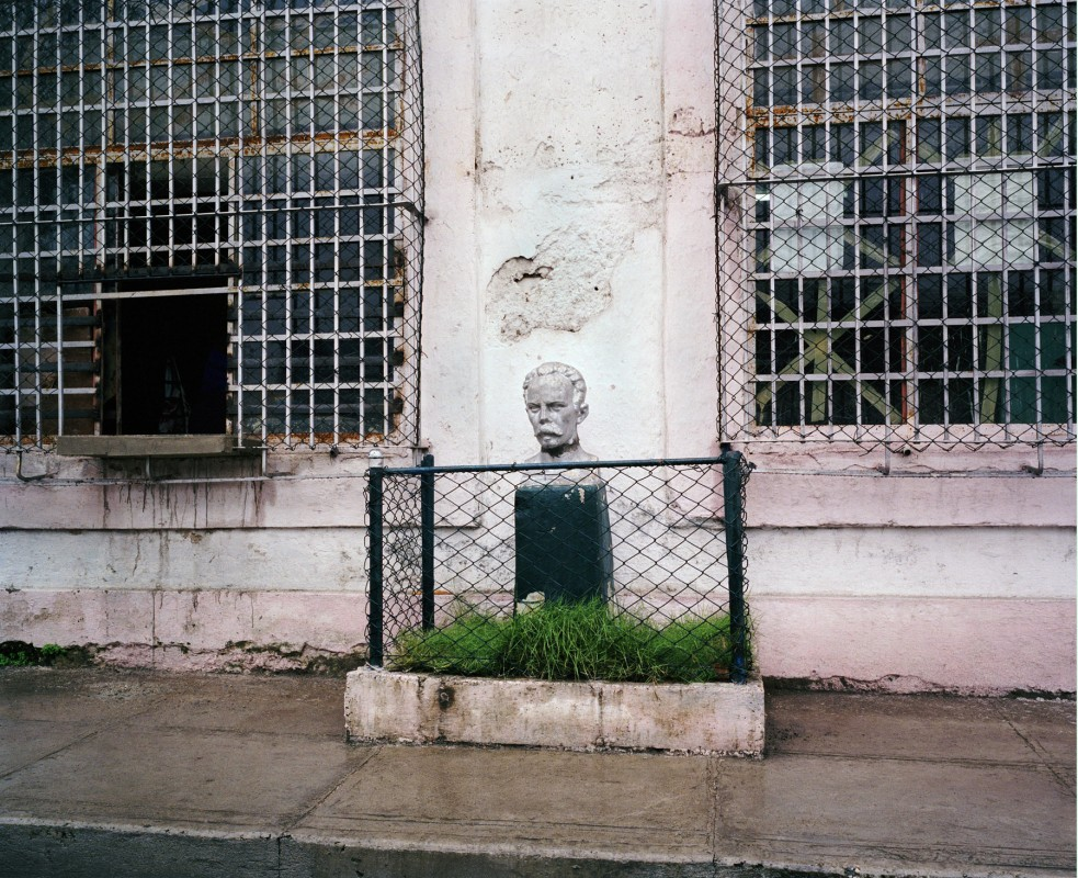 Calle Heredia, Santos Suárez, Havana, May 25, 1998