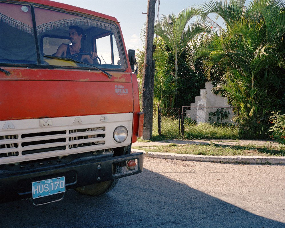 Calles 128 and 87, Marianao, Havana, October 15, 2002