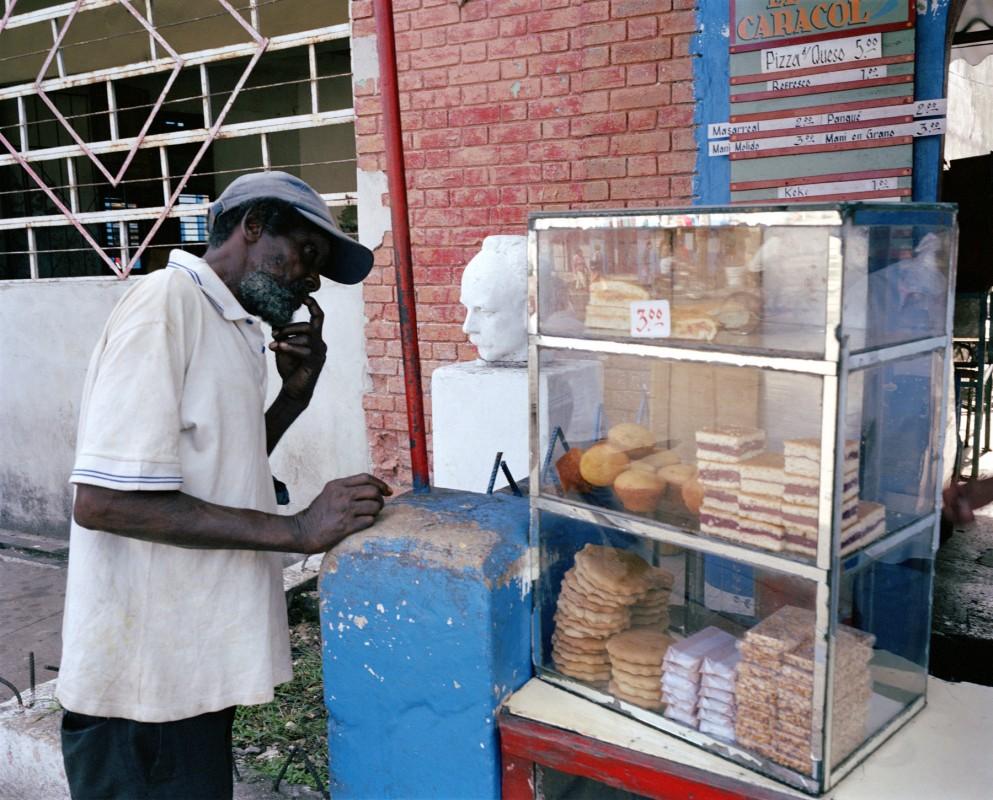 Calles 51 and 126, Maraianao, Havana, October 15, 2002