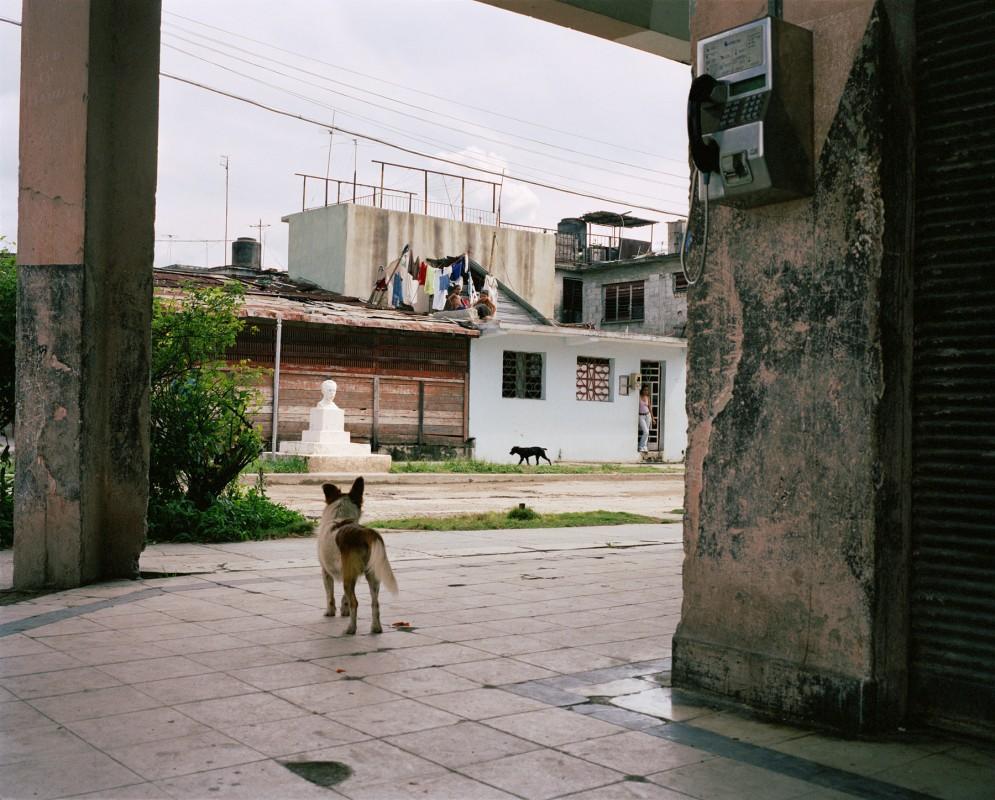 Rodríguez and Melonas, Luyanó, Havana, October 14, 2002