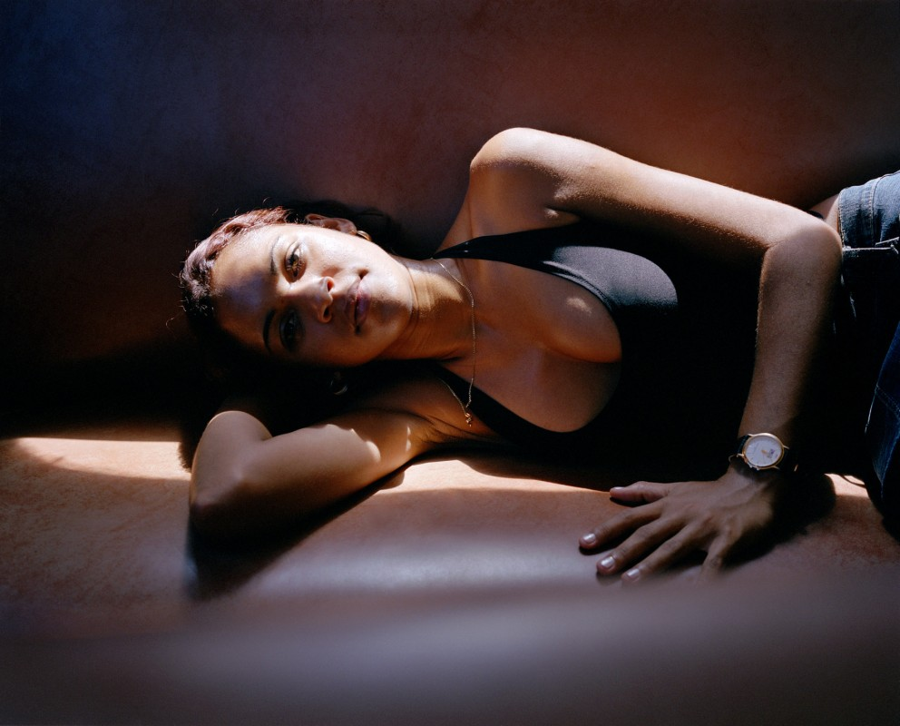 Reclining woman, October 2003