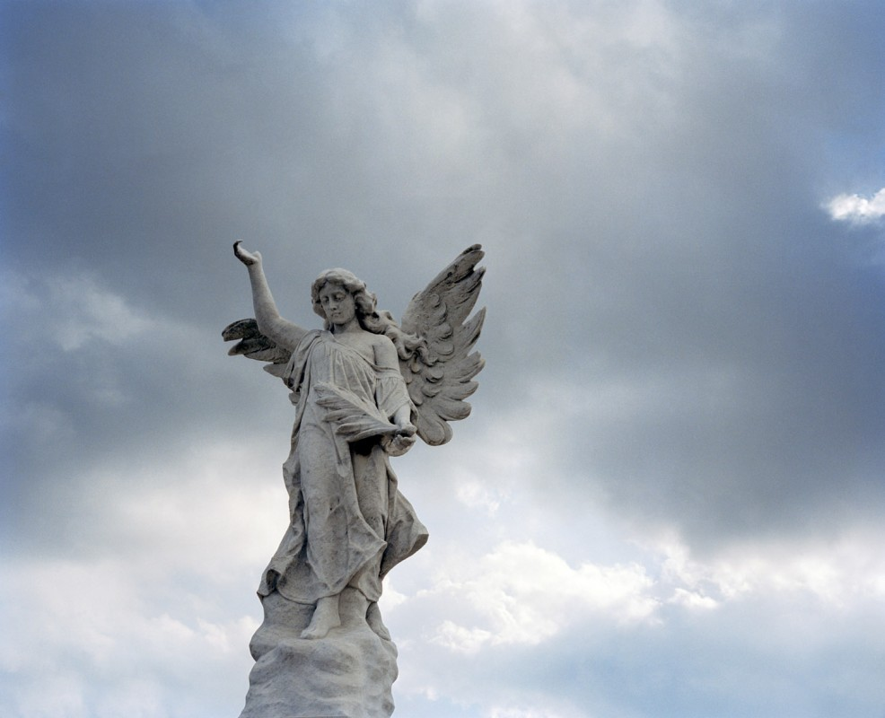 Christopher Columbus Cemetery, Havana, October 2003