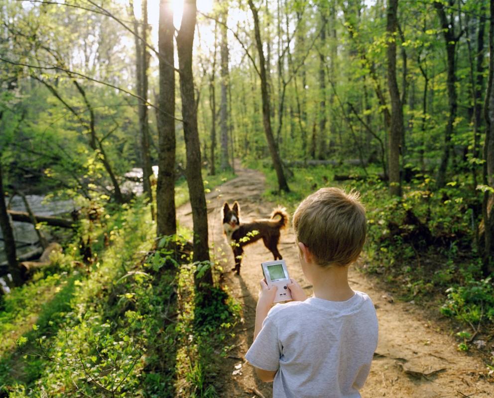 Duke Forest, Durham, North Carolina, April 1998