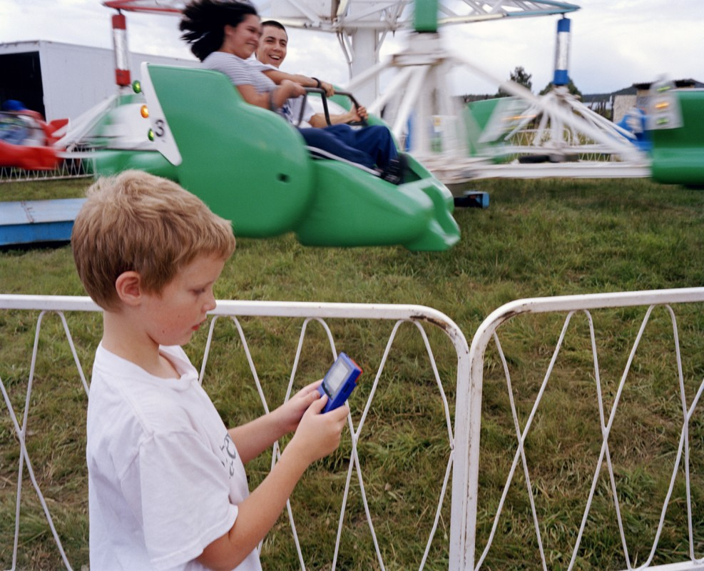 San Lorenzo Fiesta, Penasco, New Mexico, August 1998