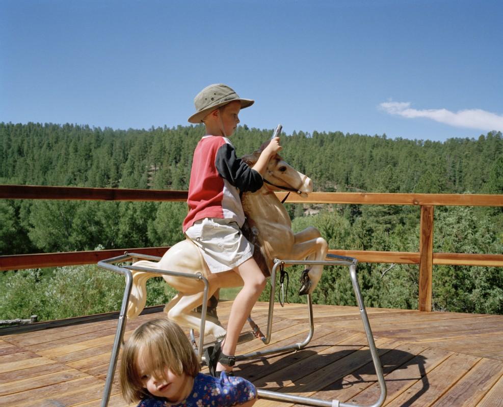 El Valle, New Mexico, July 1998