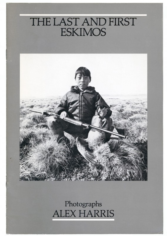 Exhibition Catalog, The Last and First Eskimos, International Center of Photography, 1982
